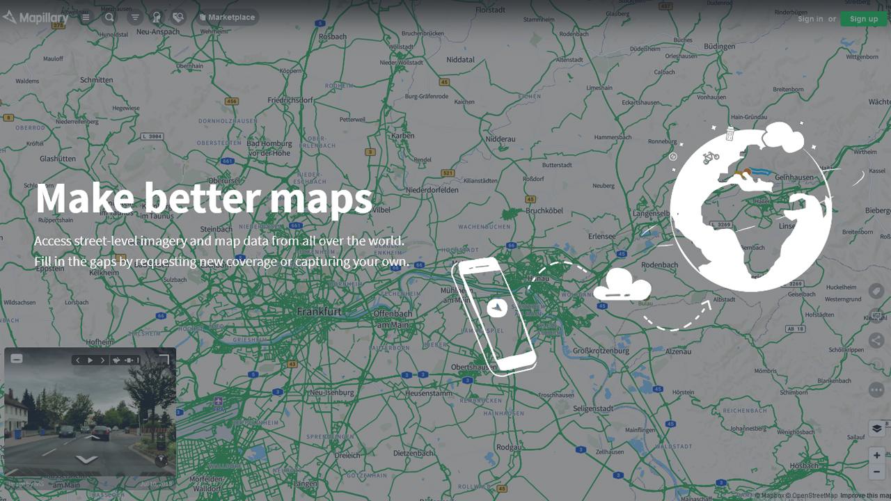 Mapillary - Das etwas andere Google Street View