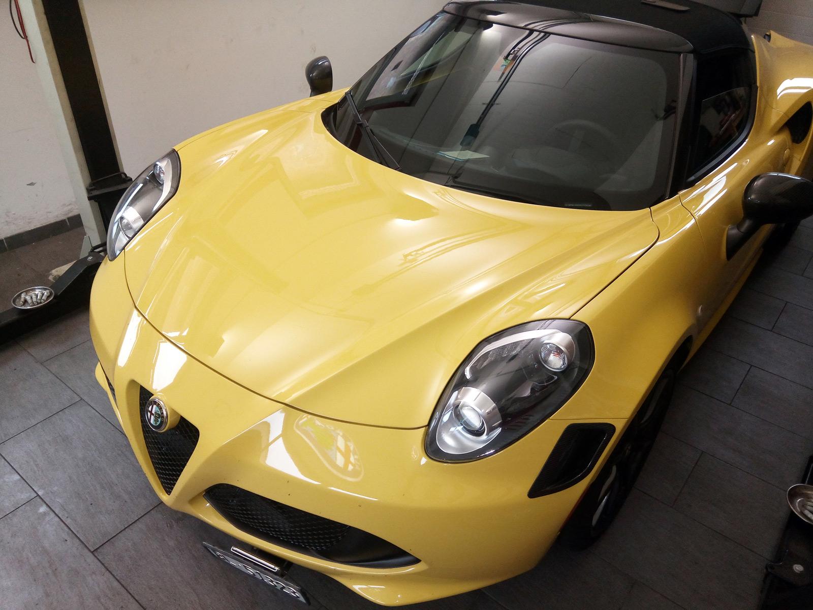 Italienische Klassiker und Sportwagen