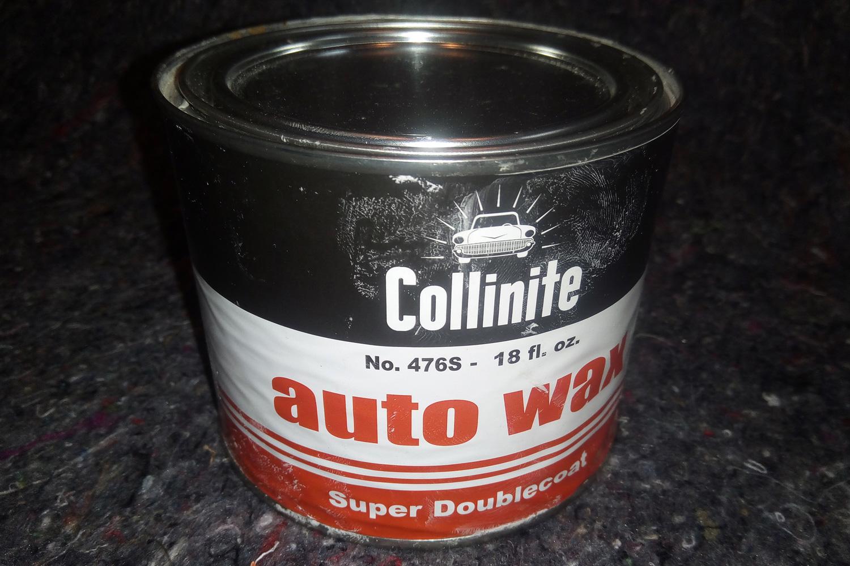 Vielleicht das beste Autowachs, das wir je benutzt haben: Collonite Auto Wax