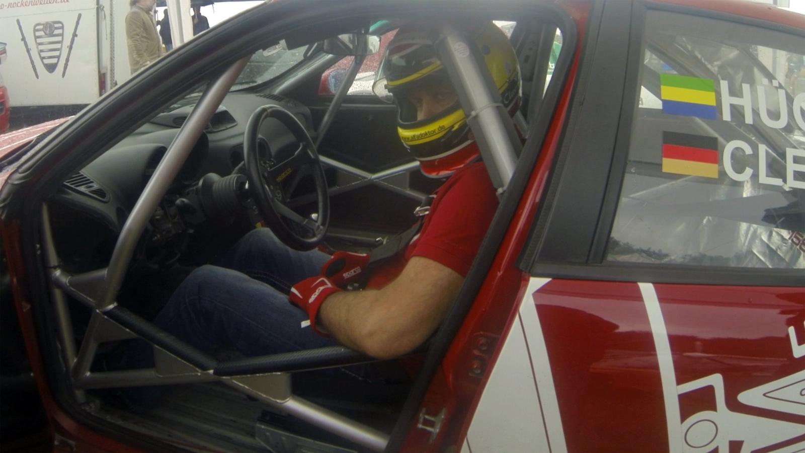 """PISTA & PILOTI 2019 - Flugplatzrennen """"Gran Premio Alfa Romeo"""" auf dem Flugplatz Michelstadt im Odenwald"""