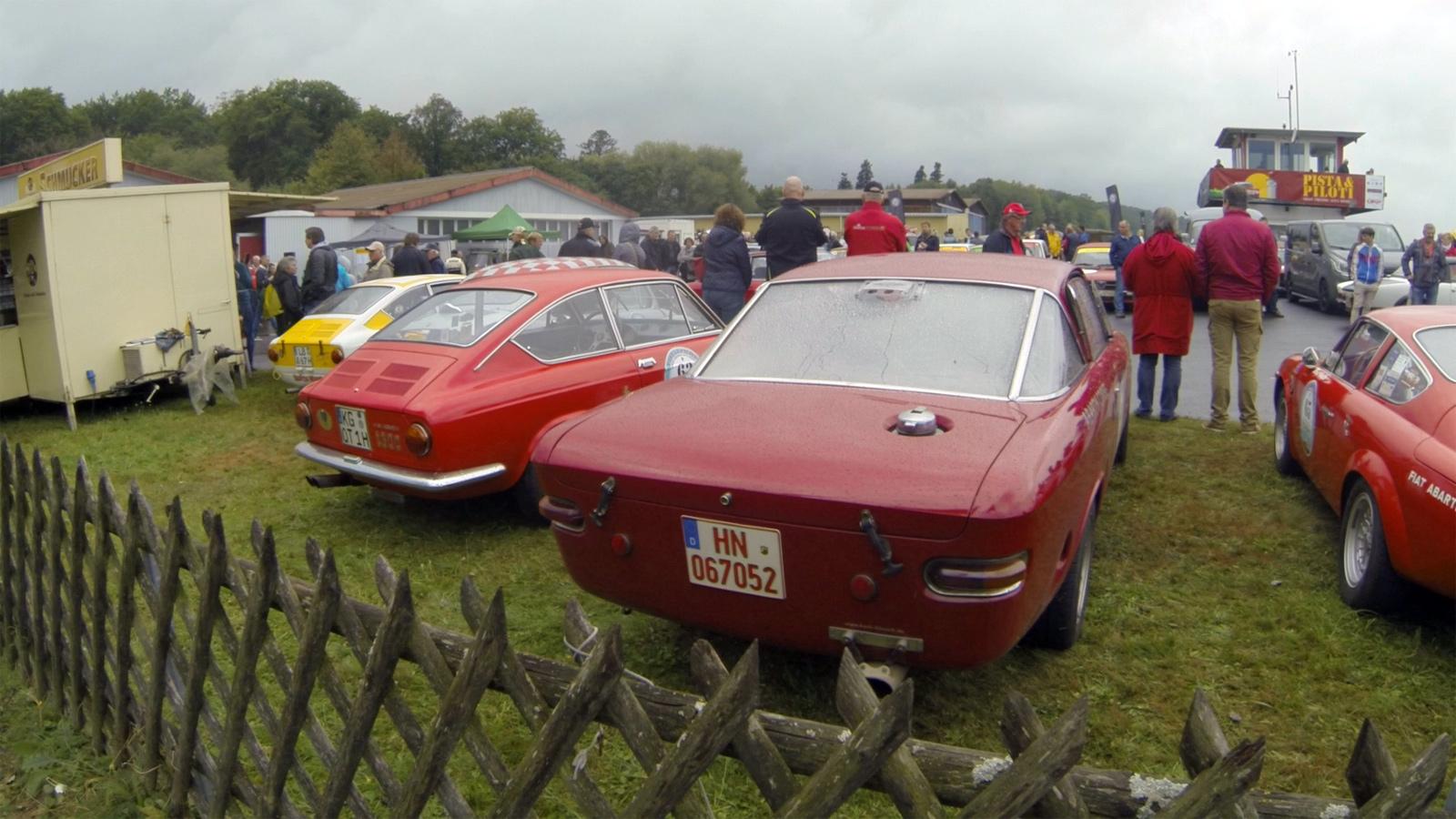 "PISTA & PILOTI 2019 - Flugplatzrennen ""Gran Premio Alfa Romeo"" auf dem Flugplatz Michelstadt"